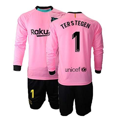 Fußball FC #1 TER Stegen Torwarttrikot 2020 Trikot Und Hose