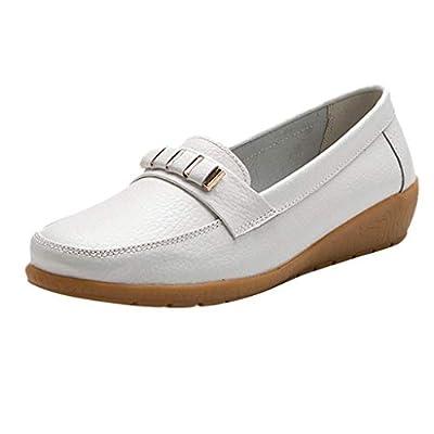 Shusuen Women's Oxfords Shoes