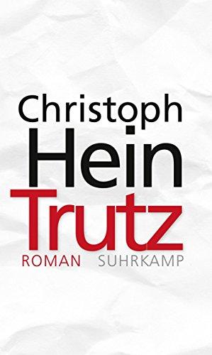 Trutz: Roman (suhrkamp taschenbuch)