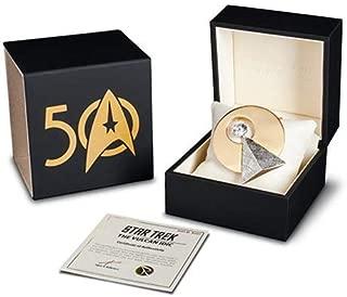 Roddenberry Star Trek Vulcan IDIC Prop Replica