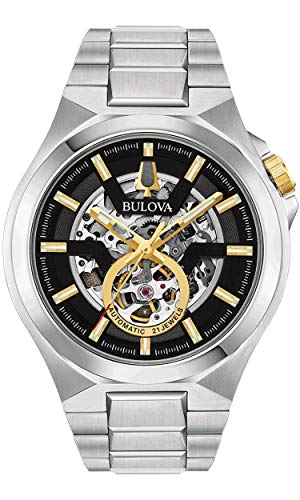 Bulova Reloj Analógico para Hombre de Automáticamente con