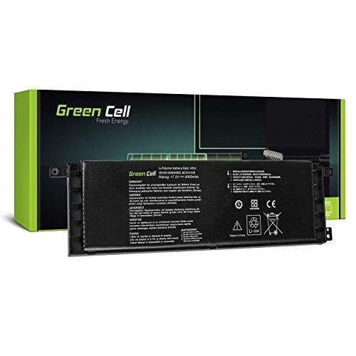 Green Cell Batería ASUS B21N1329 para ASUS F553 F553M F553MA X553 X553M X553MA X453 X453MA X503 X503M X403 X403MA D453M D553 D553M D553MA F453 F453M F453MA R413M R413MA R515MA R515M A453M A553M