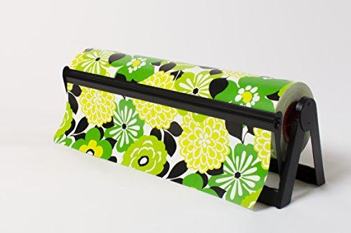 30' Matte Black - All in One Paper Roll Dispenser (2 Dispensers) - Bulman-A500-30MB