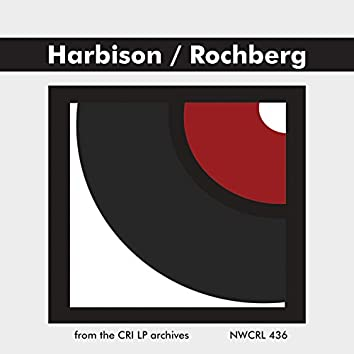 Harbison: Quintet; Rochberg: Slow Fires of Autumn