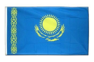 Kasachstan Flagge, kasachische Fahne 90 x 150 cm, MaxFlags®