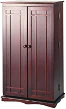 Best mission style cd dvd storage cabinet Reviews