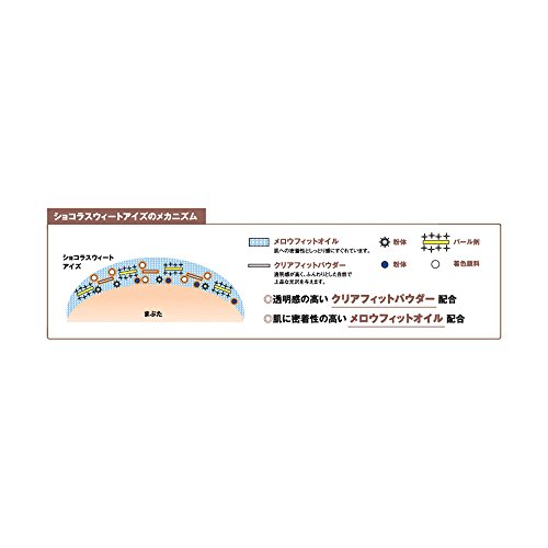 リンメルショコラスウィートアイズ015ストロベリーショコラ4.5g
