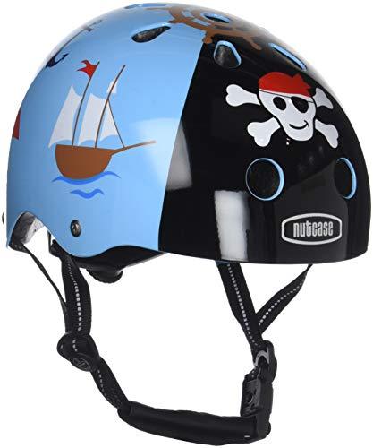 Nutcase - Little Nutty Bike Helmet for Kids, Ahoy!