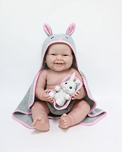 JC Toys 18007 Babypuppe, Pink