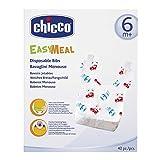 Chicco Einweg-Lätzchen 40 Stück 6M+ 500 g