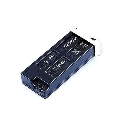 Hubsan Lithium-Polymer-Akku H107D + -04 1pc. die Drohne von einer Reihe von H107D + FPV X4 Plus- (H107D+-04)
