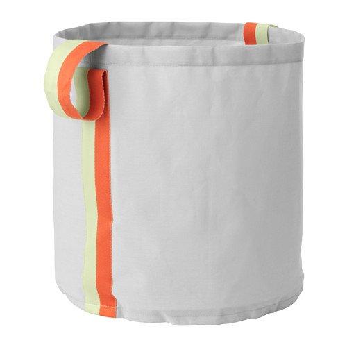 Ikea slakting Aufbewahrungstasche für Spielzeug, Wäsche, praktisch und freistehend