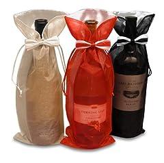Weinflaschen-Geschenkhüllen für Zuhause, Party-Dekoration, Abendessen