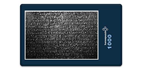 hansepuzzle 11388 Orte - Ägypten, 1000 Teile in hochwertiger Kartonbox, Puzzle-Teile in wiederverschliessbarem Beutel.