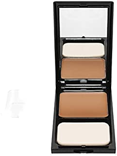 Compact Face Powder by Sacha Cosmetics, Pressed Matte Finishing Powder for use alone or Setting your Makeup Foundation to ...