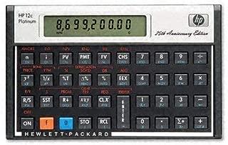 Hewlett-Packard 12C 12c Financial Calculator 10-Digit LCD