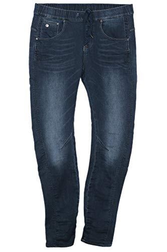 G Star-ARC 3D Sport Low Boyfriend Jeans Damen Schlupfhose Stretch Hose Pants, Farbe:dunkelblau, Hosengrößen:W26, Hosenlängen:L32