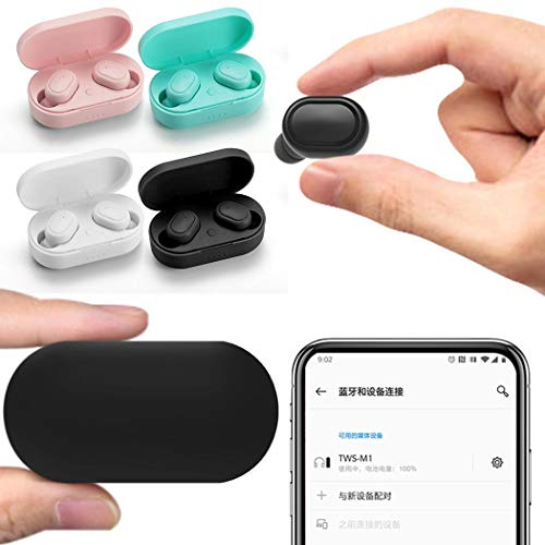 Seeds Modfine Auricular inalámbrico Bluetooth multifunción Batería de Litio incorporada Auriculares