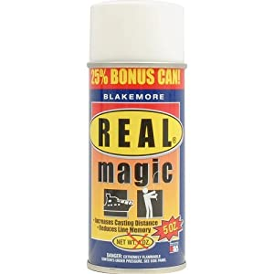 Blakemore TTI Fishing Co Reel/Line Magic Aerosol (5-Ounce)