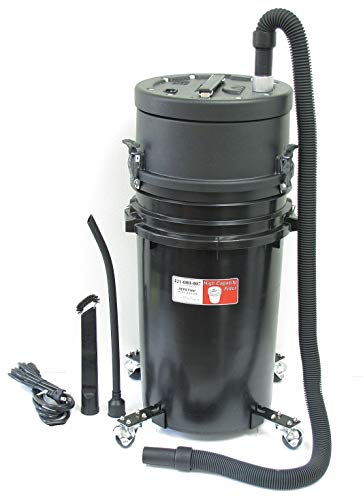 Learn More About Atrix International Portable Vacuum, 7 gal, 99 cfm, 120V - HCVAC7H-ESD