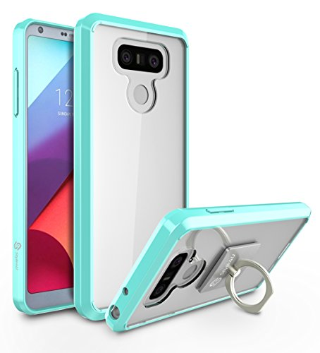 Scratch Resistant LG G6 Case with Kickstand