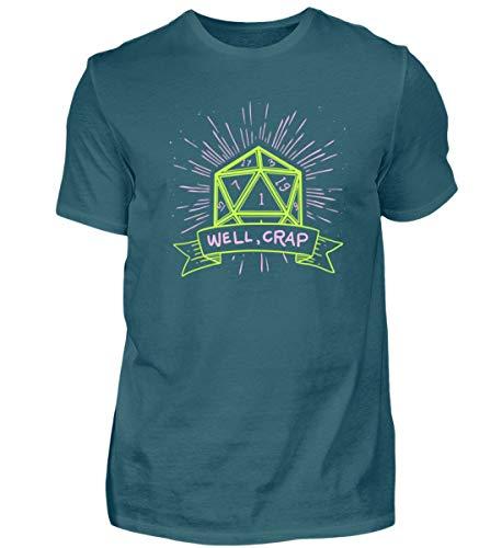 Camiseta para hombre con diseño de Tablet y juego de rol Diva Blue XXL