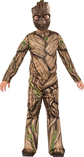 Rubie's Costume Guardians of The Galaxy Vol. 2 Groot Costume, Multicolor, Large