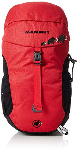 Mammut First Trion Mochila, Unisex Adulto, Negro/Inferno, 18 l