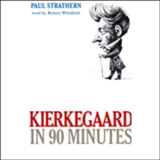 Kierkegaard in 90 Minutes audiobook cover art