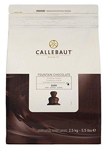 Cioccolato Callebaut scuro per Fontana 2,5 kg