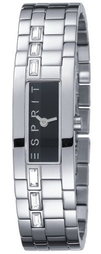 Esprit Damen Armbanduhr STARLINE PICO BLACK HOUSTON Analog Quarz A.ES900502002