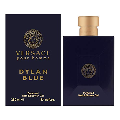 Versace Pour Homme Dylan Blue shower gel, 1er Pack (1 x 250 g)