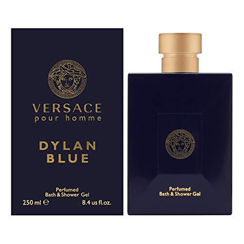 Versace Pour Homme Dylan Blue shower gel, 1er Pack (1 x 250 g)