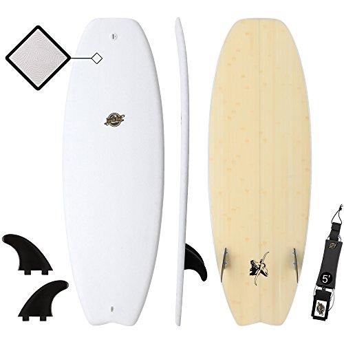 South Bay Board Co. 5' Hybrid Surfboard