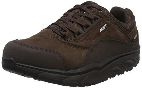 MBT Anasa GTX, Zapatillas de Estar por casa para Hombre, Marrón (Black Coffee), 40 EU