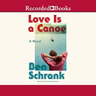 Love Is a Canoe audiobook cover art