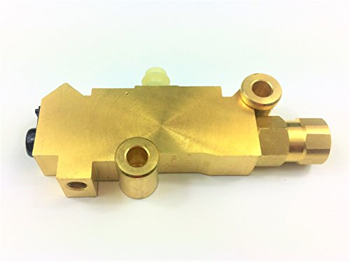 A-Team Performance GM DISC/DRUM Disc Front Drum Rear Brake Brass Proportioning Valve PV2 172-1353 PV71 Street Rod Classic Car & Truck