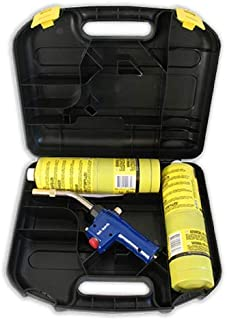 DOJA Industrial | Maletin de soldadura MAPP KIT BOX | Sopletes Maletin con soplete TST-
