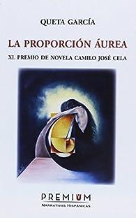 La proporción áurea par Queta García Navarro