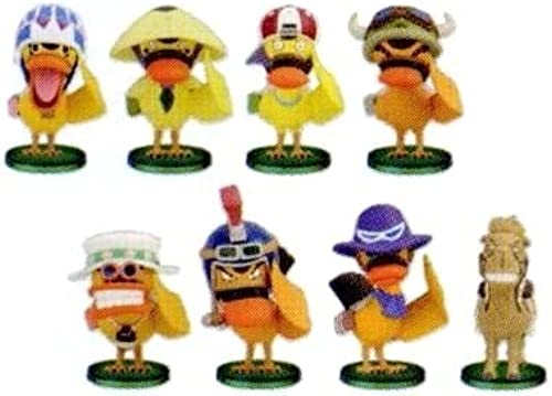 colores increíbles One Piece World Collectable Figure Lower Lower Lower Kore ZOO vol.2 all eight species set (japan import)  los últimos modelos