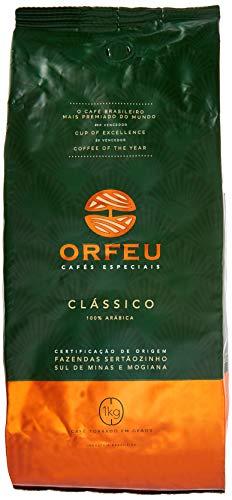 Orfeu, Café em Grãos Clássico, 1kg