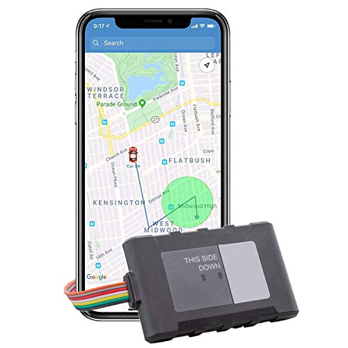 4G LTE Livewire 4 Vehicle GPS Tracking Device For Cars, Trucks, Teens, Fleets, With No Batteries Required