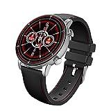 LLTG Smart Watch Q83 Tarifa cardíaca Presión Arterial Monitor de sueño IP68 Modo Impermeable Modo Multi-Deportes Bluetooth 5.0 Smart Watch Android iOS,A