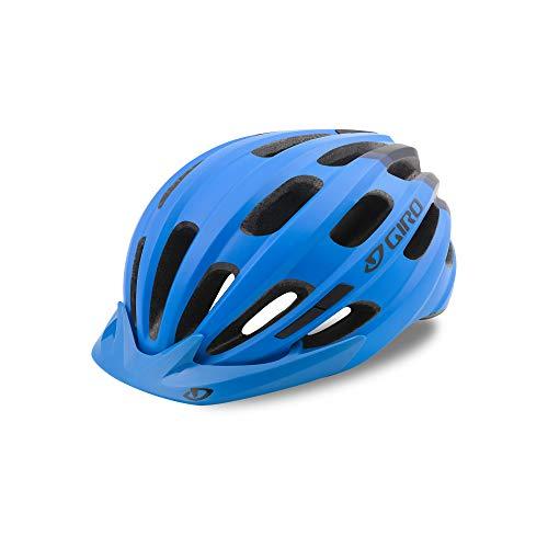 Giro Hale MIPS Youth Visor Bike Cycling Helmet - Universal Youth (50-57 cm), Matte Blue (2021)