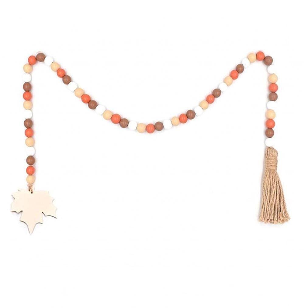 Halloween Decorations 1 Piece 2021 Bead Wood Super sale Ga