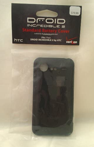 HTC Droid Incredible 2 Standard Back Cover Battery Door product image