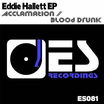 Eddie Hallett EP