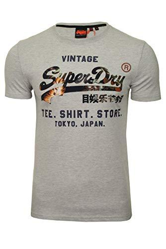 Superdry Vintage Logo Infill Store Shirt Heren