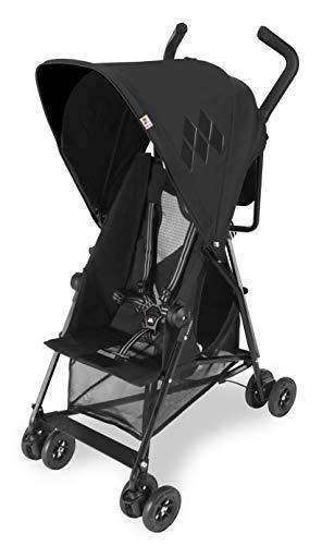 Maclaren Mark II Style Set Silla de paseo - súper ligero, de los 6 meses hasta los 25 kg, Asiento multiposición