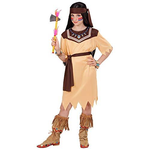 NEW Native indiano budget 134-146cm Ragazze Per Bambini Costume